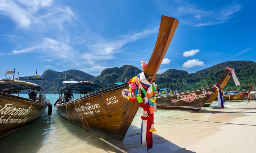 Popular Holiday Destinations In Thailand - Know More
