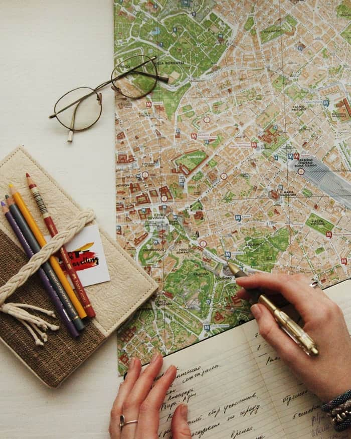 Traveling: All The Necessities And More