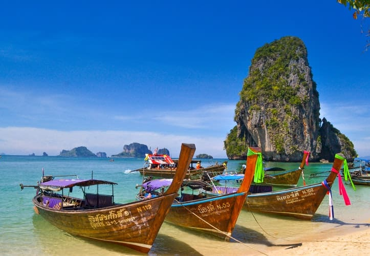Visiting Thailand: All About Thai Travel