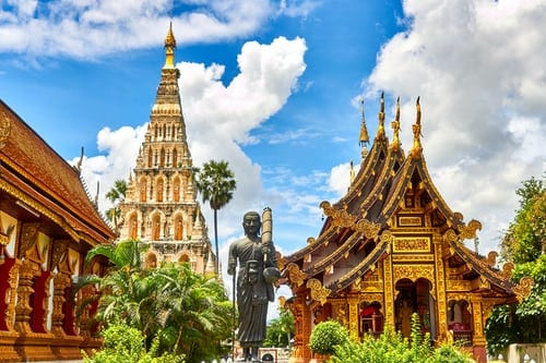 Natural Beauty: Best Thailand Tourist Attractions